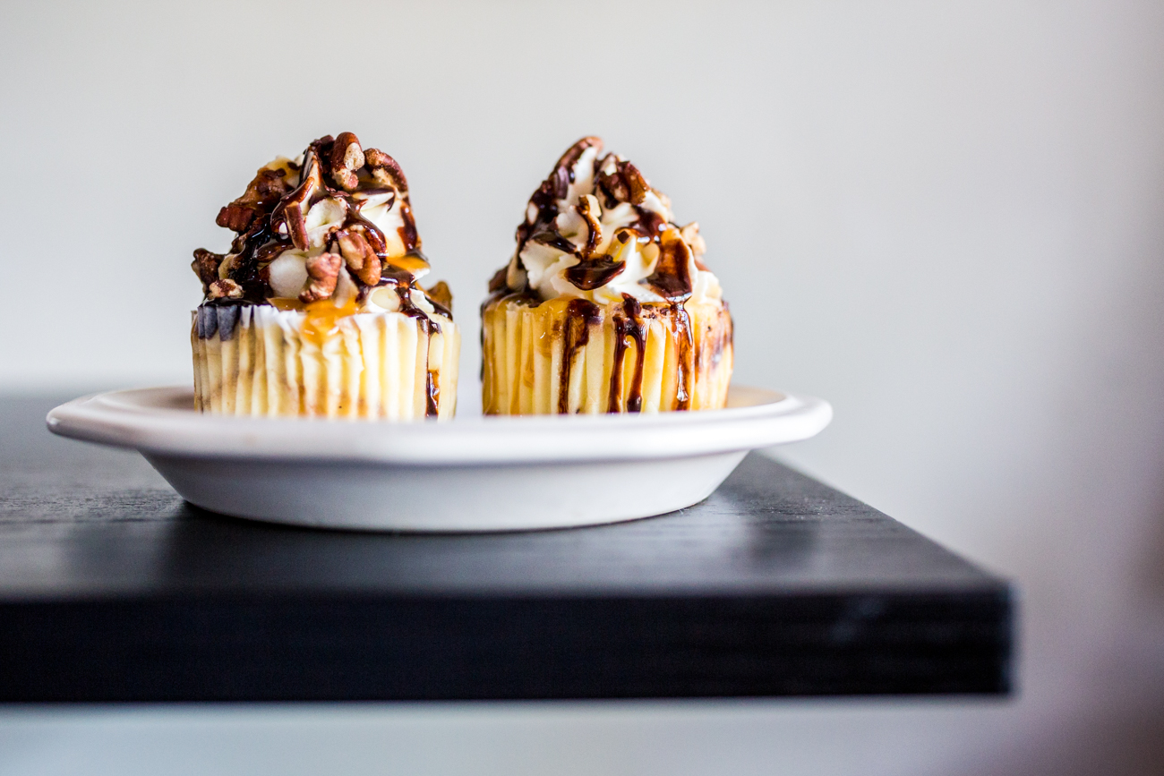 Bengal Tiger Turtle cheesecake cupcake / Image: Catherine Viox{ }// Published: 8.1.19