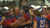 Albia and Oskaloosa softball advance to semis