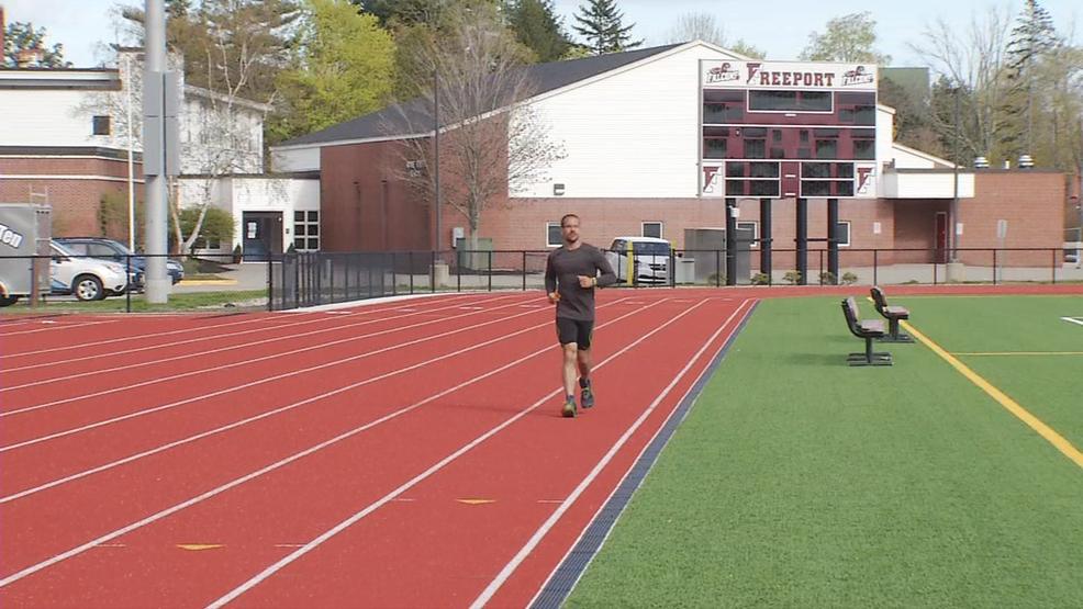 Freeport man running 100 for mental health awareness