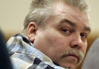 In this March 13, 2007 file photo, Steven Avery listens to testimony in the courtroom at the Calumet County Courthouse in Chilton.