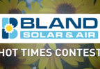 Bland Solar & Air Hot Times Contest