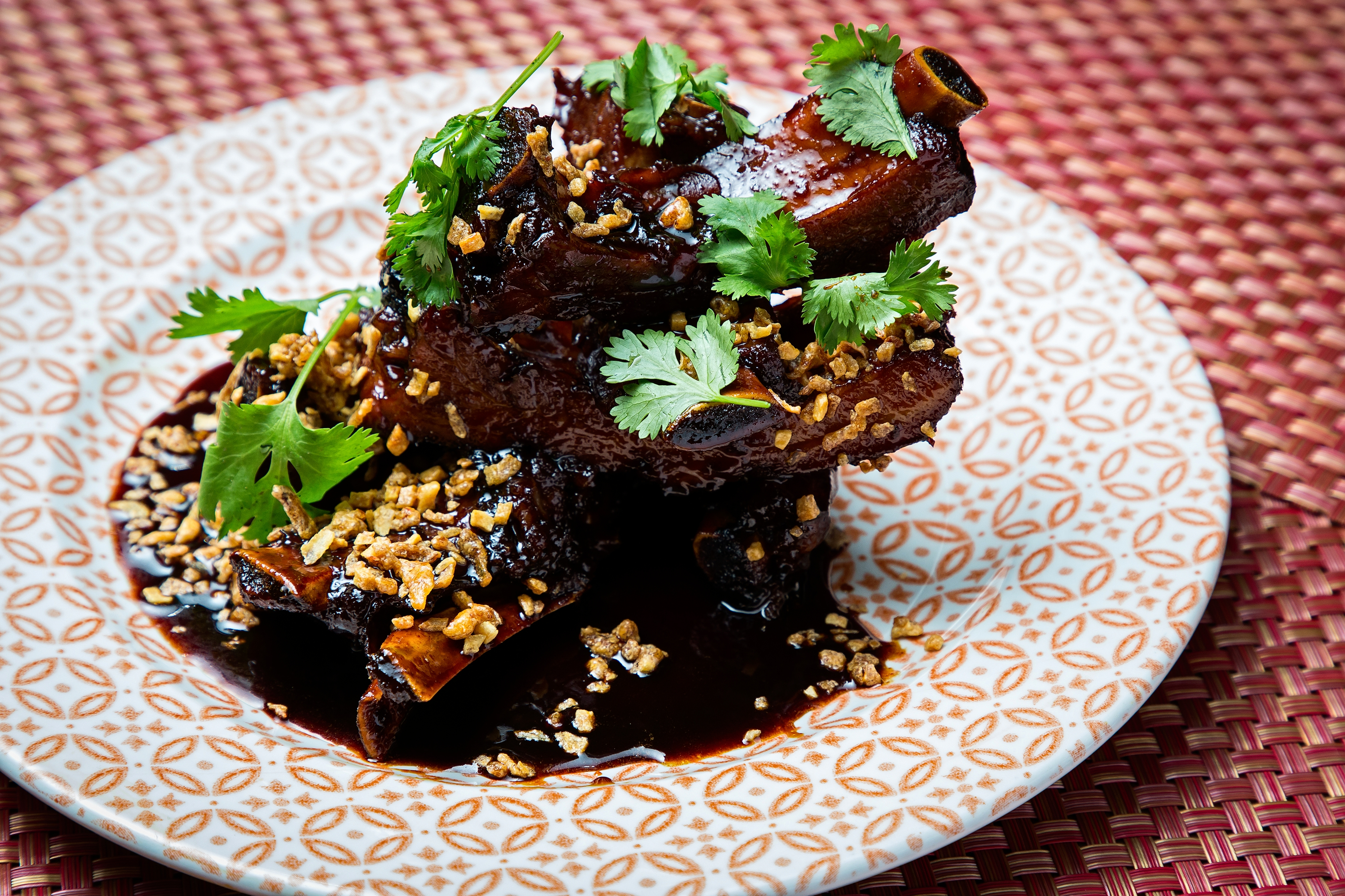 """The most memorable meal I had was Tiger Fork's short ribs. The flavors were incredible and just melted in my mouth. It was perfect in every way.""{ }(Image: Scott Suchman)"