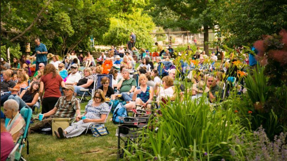 idaho botanical gardens partners with duck club presents for great garden escape - Idaho Botanical Garden