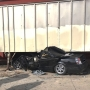Minor injuries reported following scary crash in Oklahoma City