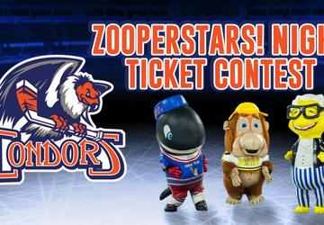 KBAK Condors Ticket Contest