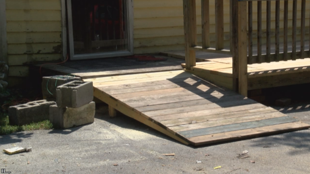 Delicieux Community Helps Build Wheelchair Ramp For Family In Rossville