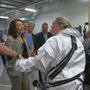 DOE Secretary Rick Perry visits Hanford and PNNL, talks cleanup and funding