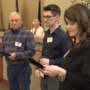 Costco employees honored in Oshtemo after saving coworker's life