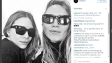 Olsen twins post 'first public selfie ever'