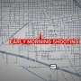 Two injured in early morning Beaumont shooting