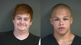 2 Douglas County men arrested after stealing beer from gas station, fleeing police