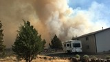 Wildfire season starts with 3 blazes in Central Oregon