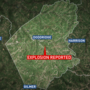 Four people injured after Doddridge County explosion