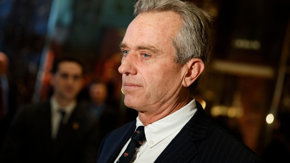 Trump aide denies he asked vaccine skeptic RFK Jr. to chair commission on vaccine safety