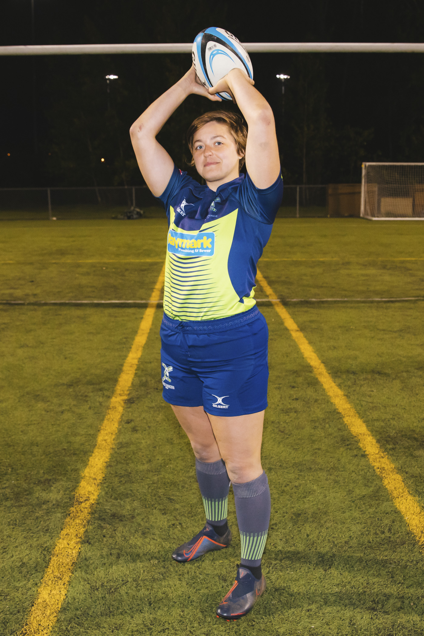 Everyone say, HELLO BECK! This is Beck she is a Hooker/Flanker mix. She loves anything with pesto with a back up of Reece's eggs (Image: Sunita Martini / Seattle Refined).