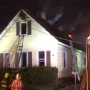Investigators say arson possible in early morning house fire