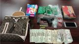 Two juveniles jailed following early morning drug bust