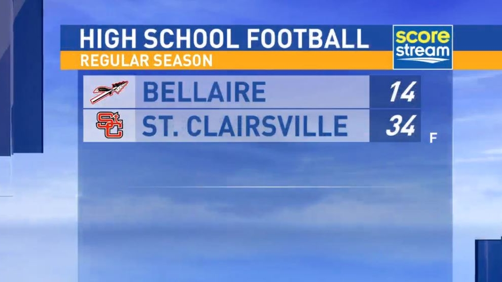 10.7.16 Highlights: Bellaire at St. Clairsville