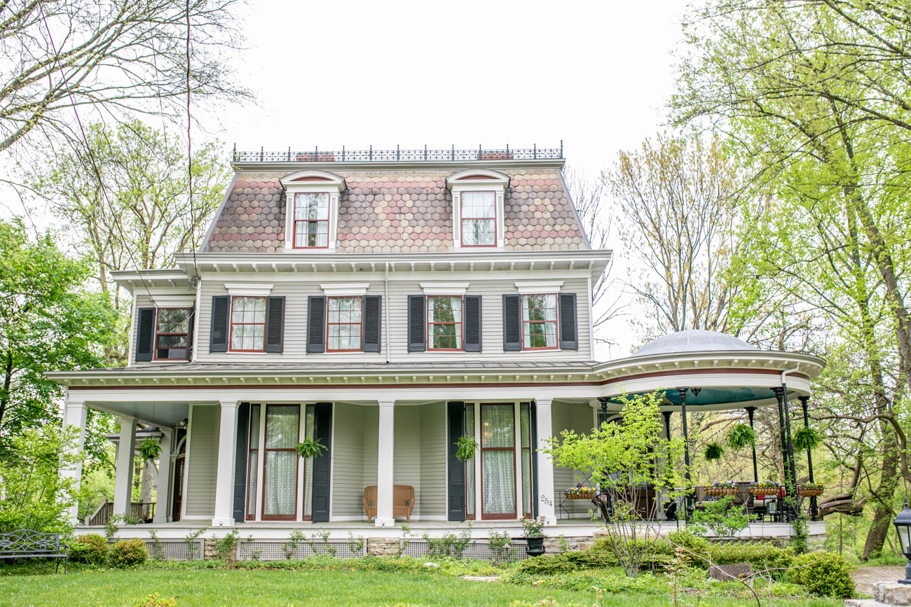 The Clifton House Tour will be held from 1-5pm, Sunday, May 13th as a special presentation by Clifton Town Meeting. PREVIEW HOME: The William Resor House, 254 Greendale Avenue (45220) / Image: Amy Elisabeth Spasoff // Published: