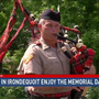 People enjoy the Irondequoit Memorial Day parade