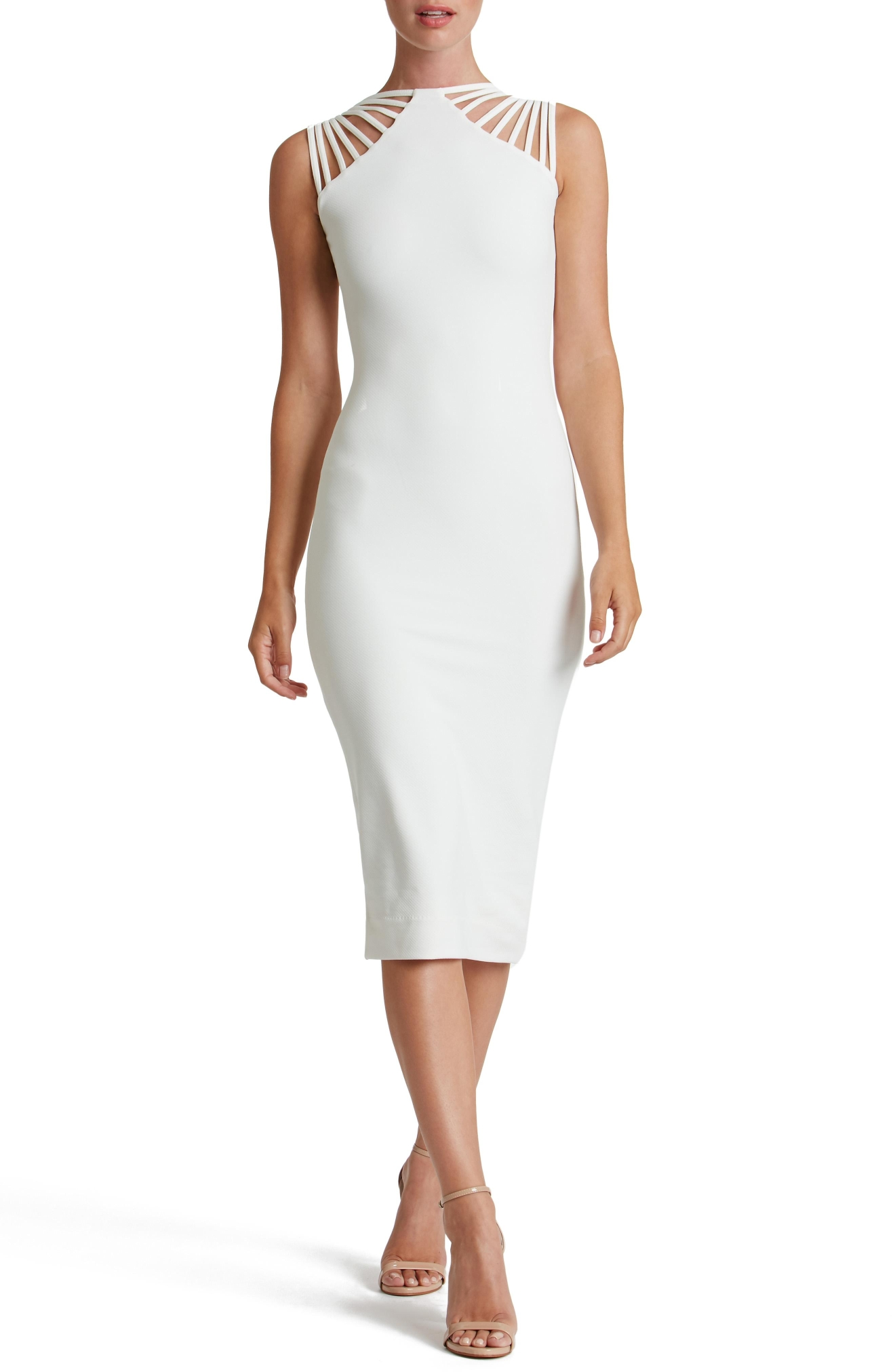 Dress the Population 'Gwen' Knit Midi Dress, $194, Nordstrom.com (Image: Courtesy Nordstrom)