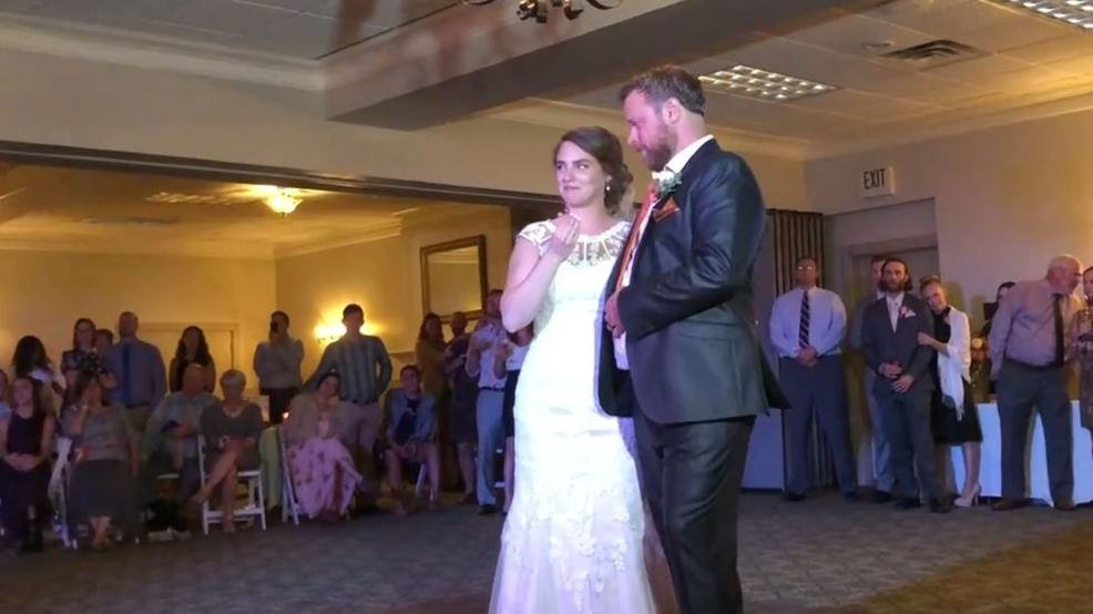 Exclusive Brides Brothers Substitute For Father To Michael Bolton