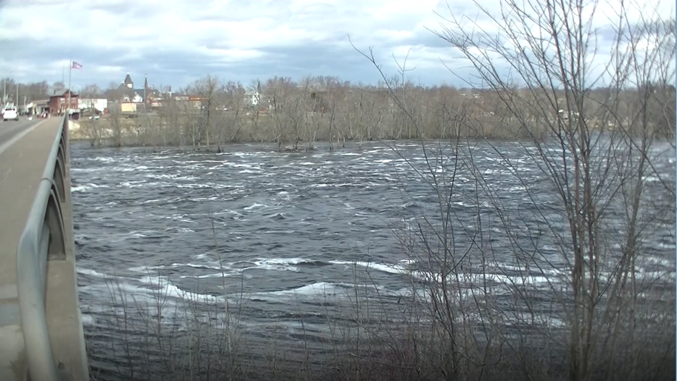 Inside the Storm: Spring thaw in Wisconsin causes flooding from Chippewa River
