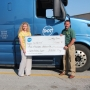 Dot Foods donates $5,000 to law enforcement