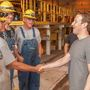 Facebook CEO Zuckerberg visits North Platte