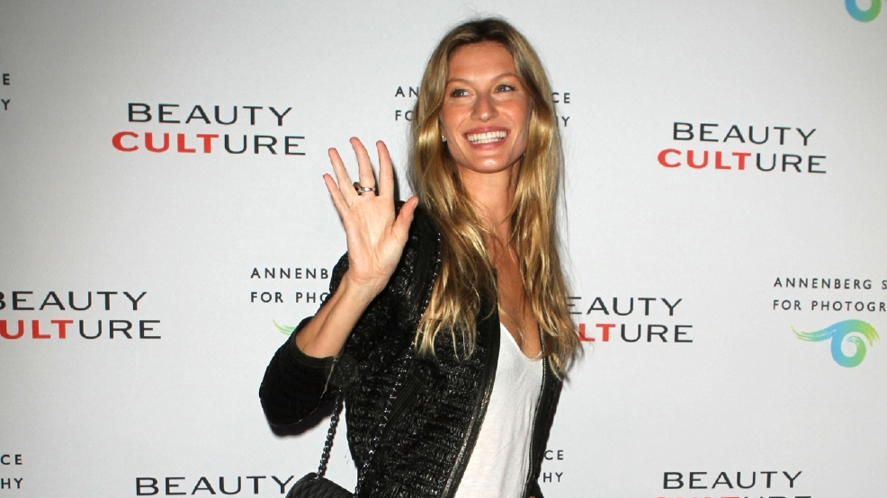 Gisele Bündchen to fight illegal animal trafficking