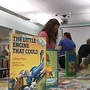 Local groups donate over 6,000 books to youngsters for summer reading