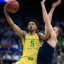 Former Ducks Bell, Dorsey, and Brooks selected in 2017 NBA Draft