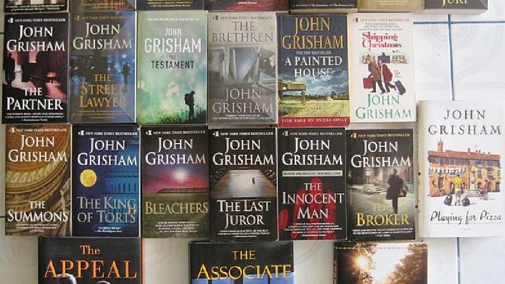 Book Tour With John Grisham Media Contact