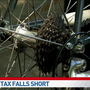 Early numbers from Oregon bike tax fall flat
