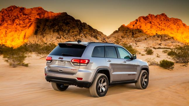 Sponsored: Why the 2017 Jeep Grand Cherokee is the ultimate 'drive anywhere' SUV