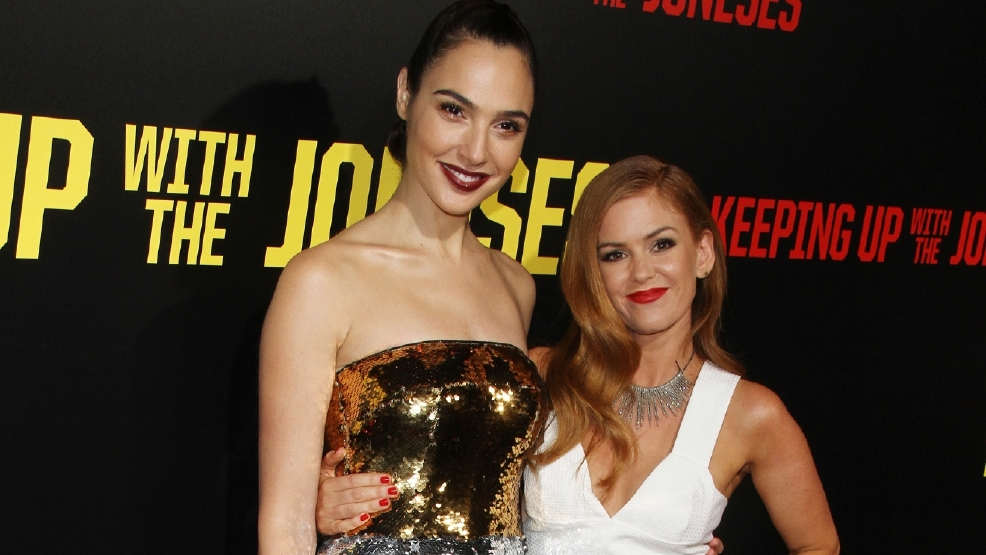 GALLERY | 'Keeping Up with the Joneses' LA premiere