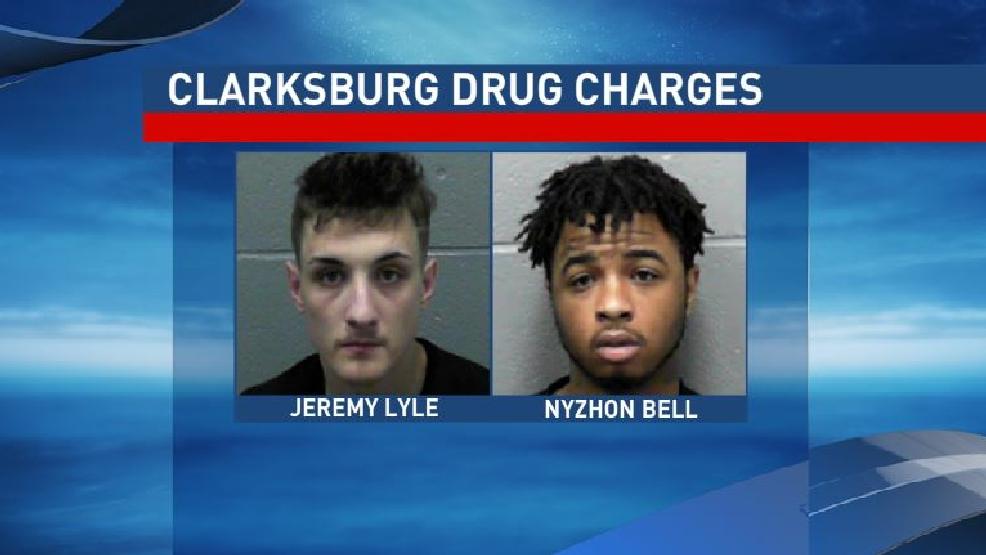 Fugitive arrested after Clarksburg police say 600 bags of