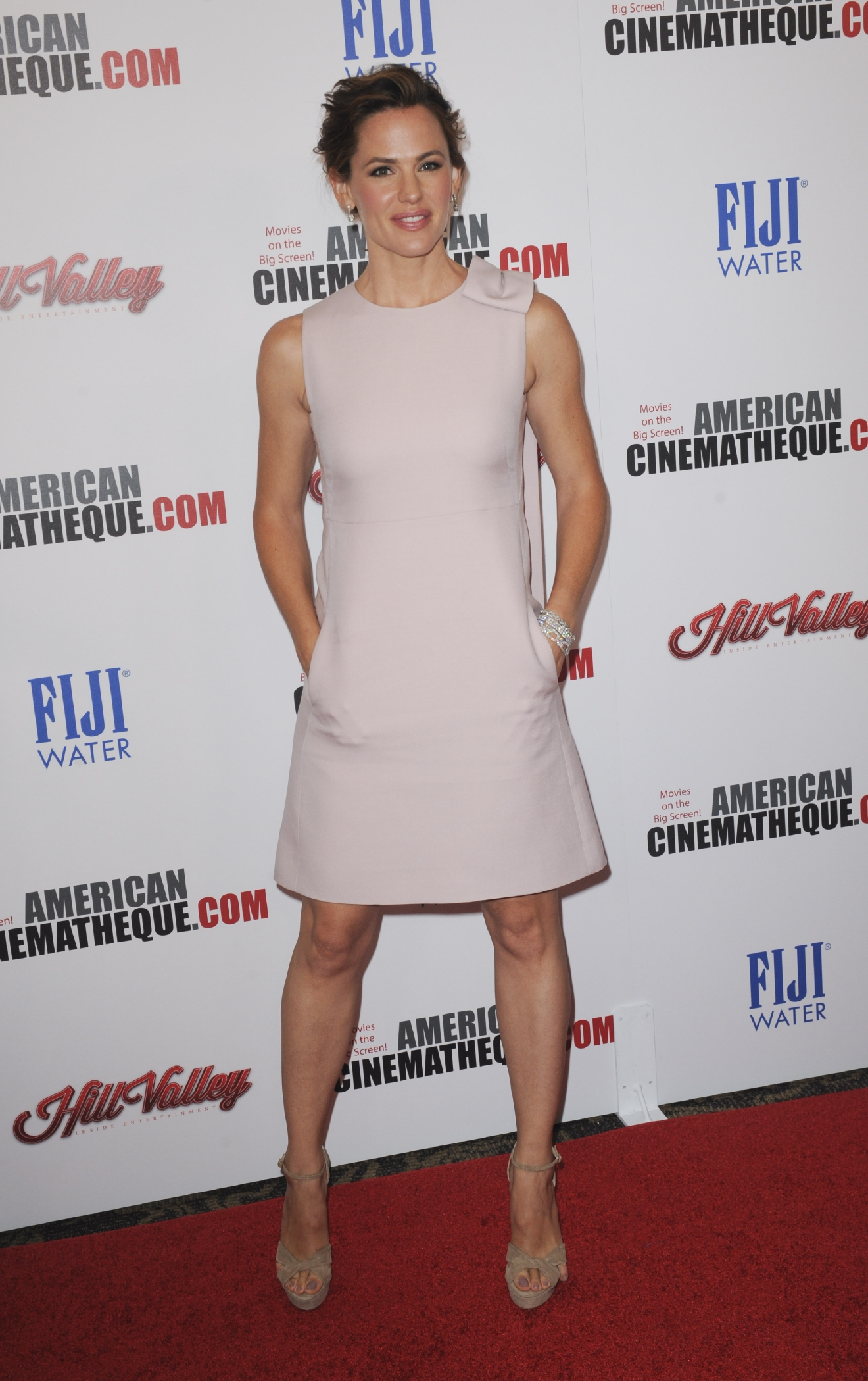 The 29th American Cinematheque Awards                                    Featuring: Jennifer Garner                  Where: Los Angeles, California, United States                  When: 31 Oct 2015                  Credit: Apega/WENN.com