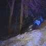Icy conditions a factor in Wrightstown crash