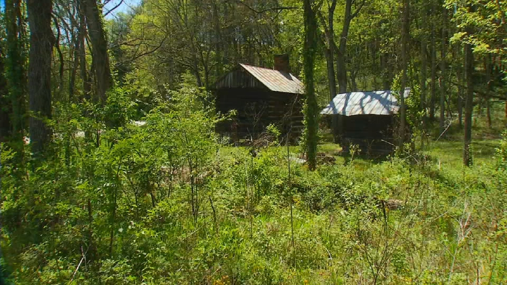 Ask 13: What's the history behind the old cabin in ...