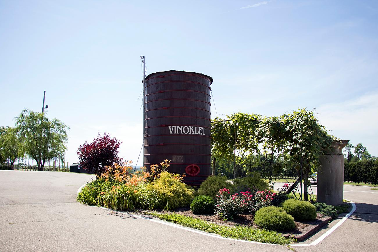 Vinoklet Winery is one of Hamilton County's only functioning wineries. It boasts 11 award-winning wines, such as the renowned Brother Joe (red). Founder Kreso Mikulic planted the first vines 32 years ago, and since then, the vineyard's grown to a collection of 12,000 vines across 30+ acres of land. Vinoklet also offers dinner Wednesday through Saturday and regularly features musical acts. ADDRESS: 11069 Colerain Avenue (45252) / Image: Allison McAdams // Published: 7.23.18