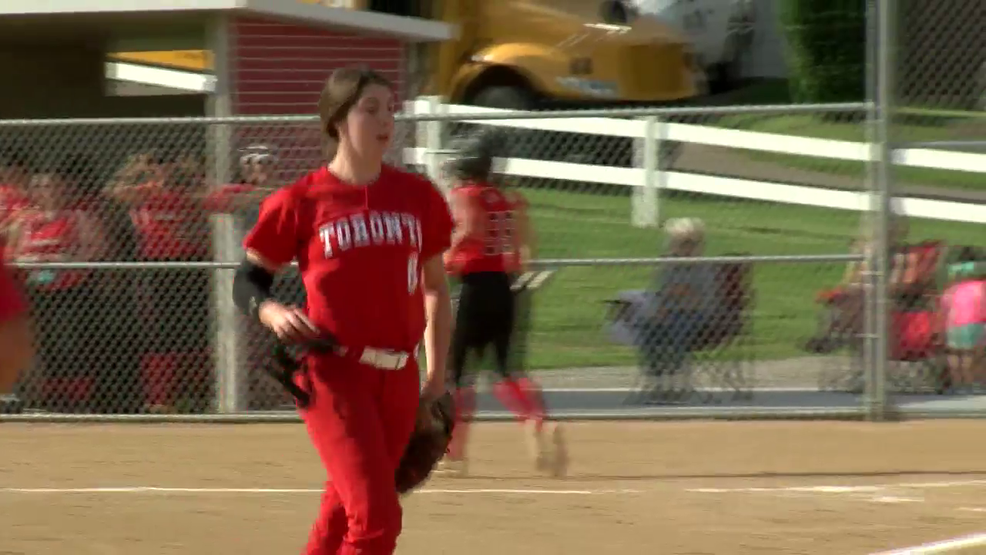 5.8.19 Highlights - Toronto wins third straight softball sectional title