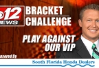 CBS12 Bracket Challenge presented by South Florida Honda Dealers