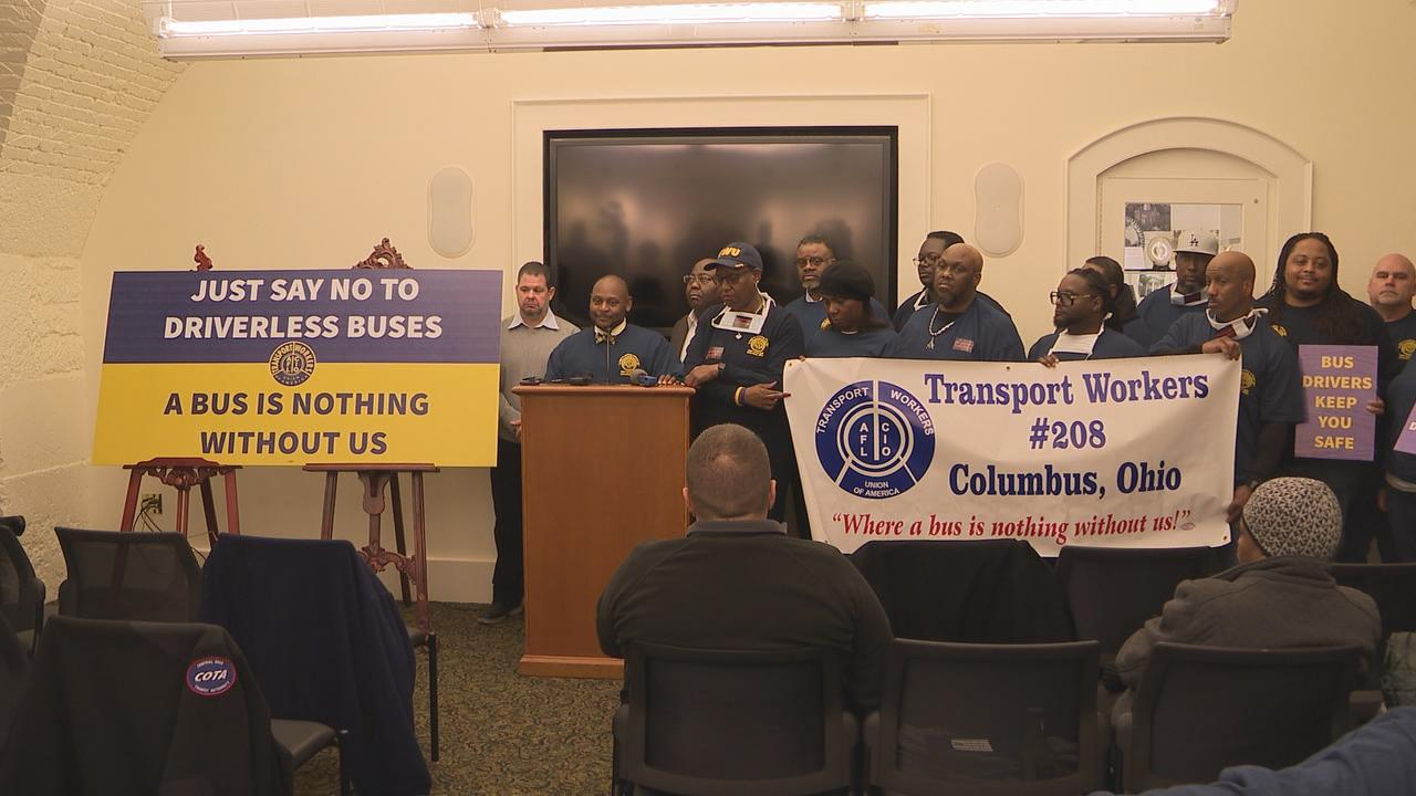 COTA bus drivers are trying to convince state lawmakers to help protect their jobs from driverless technology (WSYX/WTTE)<p></p>