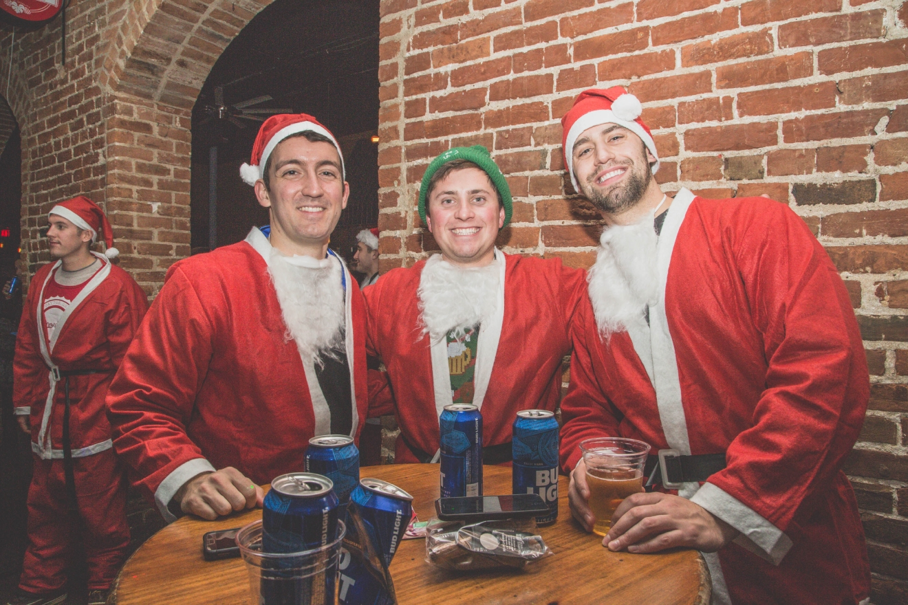 Zack Burrell, Chris Kringle, Trent Arnone / Image: Catherine Viox