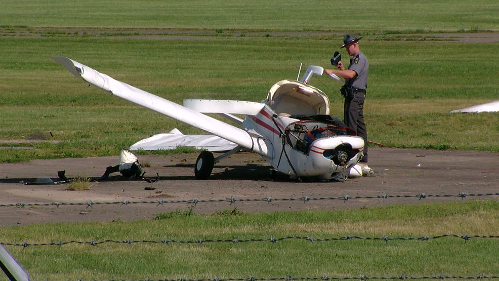 Small plane crashes at Ohio's Butler County Regional Airport | WKRC