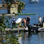 One rescued, one missing after Bainbridge plane crash