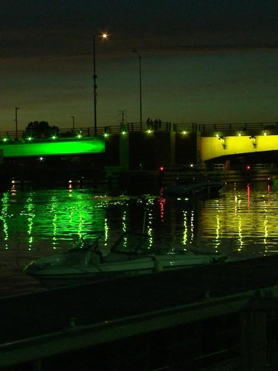 Green Bay Bridge Lights To Go Dark For