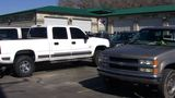 A deadbeat offers his truck as collateral to both his lender and his mechanic