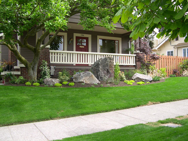 Professional landscaping can increase your home's curb appeal, value, and your quality of life! So before you put us to work see some of our recent projects.